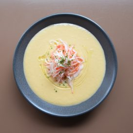 Cauliflower veloute